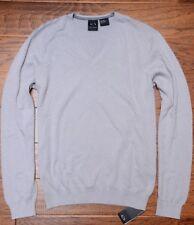 a1d3df0c9c5 ARMANI V Neck Jumpers & Cardigans for Men for sale | eBay