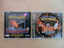 (PC) - STAR TREK - VOYAGER - LIMITED EDITION ENTERTAINMENT UTILITY