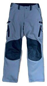 Kryptek VELLUS Mens Size 30 ALAIOS Pant Gray & Black - Sample One of a Kind