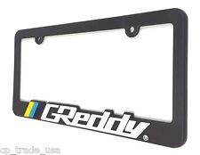 Greddy License Plate Frame 100% Genuine Universal