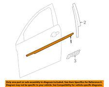 Front Door Window Sweep-Belt Molding Weatherstrip Right 95242710