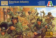 ITALERI 1/72 seconde guerre mondiale Infanterie américaine #6046
