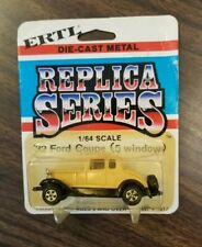 Ertl Replica Series '32 Ford Coupe 5 Window 1/64 in Scale New in Package