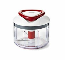 Zyliss 750 Ml Stainless Steel and Plastic Easy Pull Food Processor TT