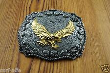 Hebilla Águila OLDEN Águila Película Oeste Cierre Cinturón Hebilla MOTO