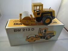 Conrad (W.Germany) no.2710 BOMAG BW 213D Road Roller In 1:50 Scale Damaged/Boxed