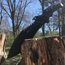 """10"""" MTech TACTICAL SURVIVAL Rambo Hunting FIXED BLADE KNIFE Army Bowie Combat"""