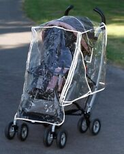 Baby Buggy Stroller Pushchair Universal Raincover Rain Cover Brand New