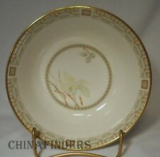 ROYAL DOULTON china WHITE NILE TC1122 pattern Cereal or Dessrt Bowl - 6-1/4""