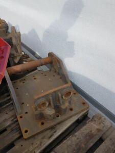 Schraubadapterplatte MS21/25 mit Bohrbild Verachtert