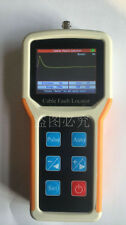 2 km Handheld TDR Cable Fault Locator with Fast test speed and accurate testing