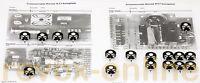 Trimmersatz, Trimmer für Revox A77 MK IV Replacement Kit mit Bestückungspläne
