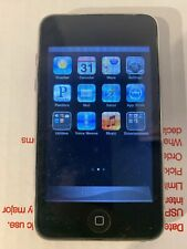 Apple Ipod Touch 2nd Gen 8GB Model A1288 - works great