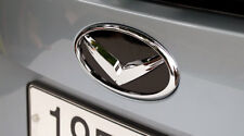 Zubehör für Hyundai TUCSON 2004-2010 GRILL KÜHLERGRILL 3D EMBLEM EAGLE ADLER