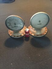 Antique Neptune Trident Red Seal Meter Tops ,patd. Feb. 15,1927