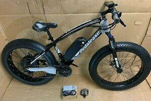 """fat tyre bike electric e-bike 26"""" 1000w 48v 14Ah"""