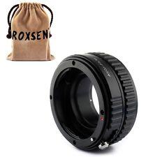 Nikon F G AF-S mount lens To Fujifilm X-Pro1 FX Adapter Macro Focusing Helicoid