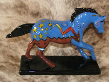 TRAIL OF PAINTED PONIES Thunder Horse 1E/4693~Native Story About Rainstorms~