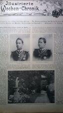 1900 19  Berlin Blumenausstellung Haus Borsig Muncker Bayreuth Wiese Potsdam