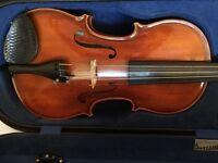 Otto Ernst Fischer - 4/4 Size, Excellent Condition!