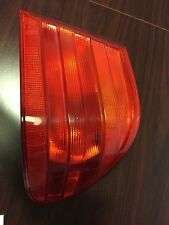 Mercedes-Benz E Class 1996 - 1999 Genuine OEM Taillight  RIGHT Lens NOS