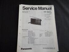 Original Service Manual Panasonic RF-B20L