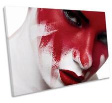 Fashion Beauty Salon Mak CANVAS WALL ART DECO LARGE READY TO HANG NIGHT all size