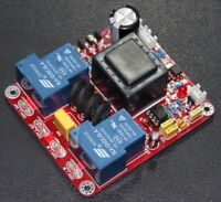 Assembeld Class A delay soft start  board With switch function   (110V or 220V)