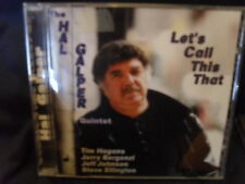The Hal Galper Quintet – Let's Call This That