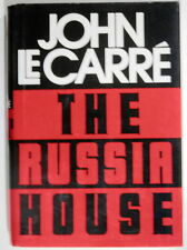 The Russia House by John Le Carre - Thriller - hardback