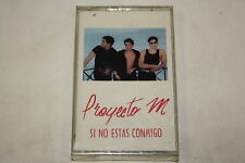Proyecto M by Proyecto M (1993) (Audio Cassette Sealed)