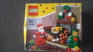 LEGO FACTORY 40125 SANTA'S VISIT SEASON NOEL CHRISTMAS NEUF