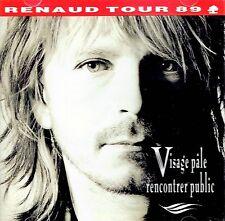 CD - RENAUD - Visage pale rencontrer public