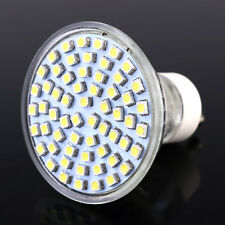 GU10 Spot light LED 60pcs SMD3528 Cool White Bulb Lamp 110V
