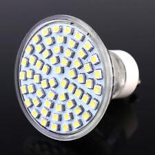 GU10 Spot light LED 60pcs SMD3528 Cool White Bulb Lamp 110V