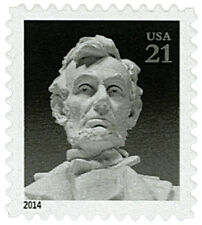 2014 Lincoln Memorial 21 cents US Postage Stamp Scott #4860  MINT
