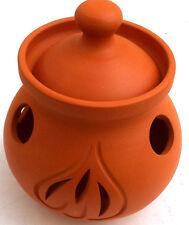 Keramik glas mit deckel , Küche-speicher , Heimdekoration , knoblauch Glas