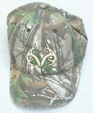 Realtree Outfitters Camouflage Hunting Baseball Hat Cap Strapback Cotton OneSize