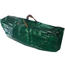 Christmas Tree Xmas Zip Cover Large Jumbo Heavy Duty Storage Box Bag 120cm Green