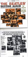 ★☆★ CD The Beatles	The Beatles' Second Album | Mini LP Mono & Stereo	CD ★☆★