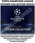 TOPPS CHAMPIONS LEAGUE STICKERs 2020/21 - GERMANY/ FRANCE & ZSP/ LMO/ POR/ BRU