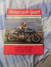 motorcycle sport/nov 1976/i.s.d.t/honda cb550f test/paulo  benelli