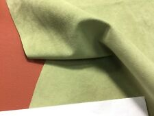 4484 Fern Toray Ultrasuede Microfiber Upholstery fabric 1 Yd.