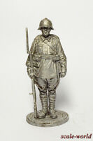 Tin soldier, figure. Red Army soldier of the Red Army, 1939-41. the USSR 54 mm