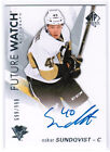 16/17 SP AUTHENTIC FUTURE WATCH ROOKIE AUTO RC CARDS (#116-197) U-Pick From List