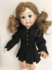 Vintage Reproduction of Antique Hertel Schwab 165 Googly Eye Doll