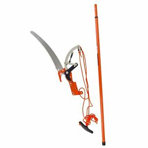 Telescopic Extendable High Reach Tree Pruner & Saw Cutter Loppers TE586