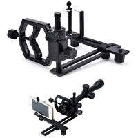 Tripod head holder support mount adapter camera phone attach spotting scope kw