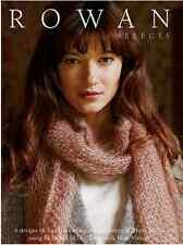 Rowan Selects Kidsilk Haze Vintage Knitting Pattern Booklet in English & German