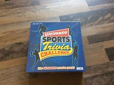 Ultimate Sports Trivia Challengethe ultimate combo pack new Sealed Free S/H